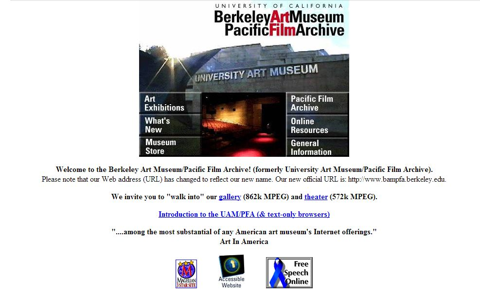 Berkeley Art Museum and Pacific Film Archive_1996