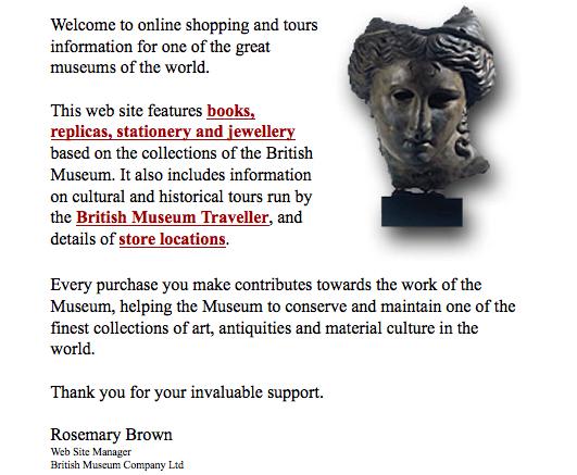 British-Museum - 1999