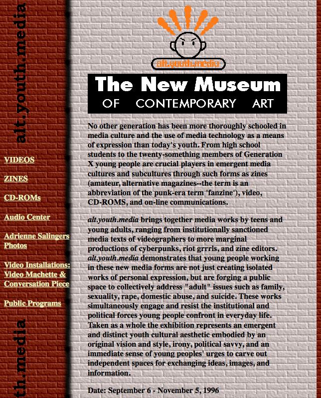 New Museum_1997