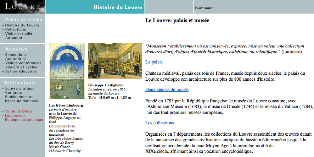 The Louvre_1999