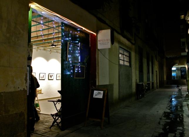 Moraima en Barcelona