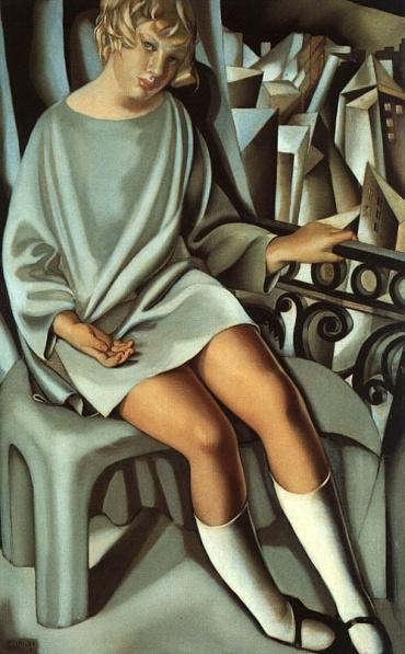 Kizette - Tamara de Lempicka