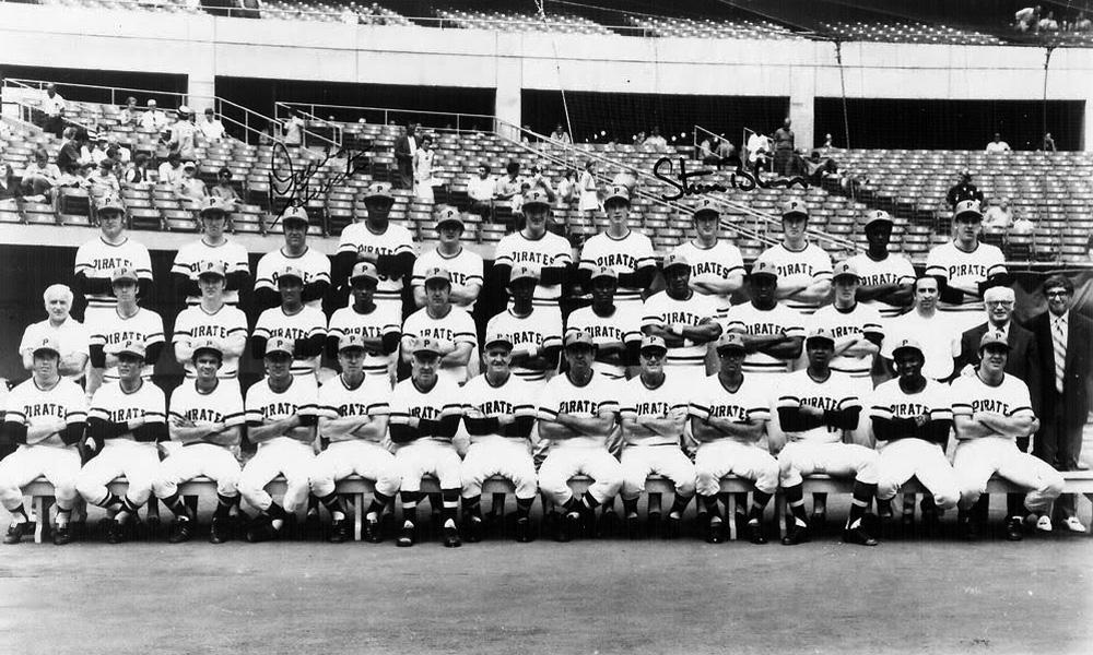 Equipo de los Pittsburgh Pirates en 1971