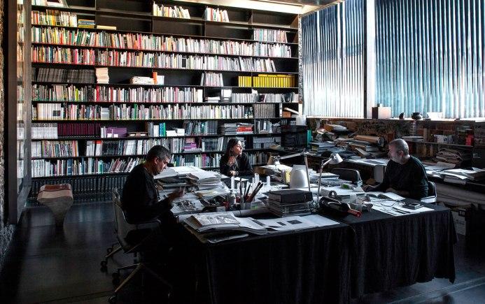 Premio Pritzker 2017 - RCR estudio