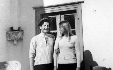 Leonard Cohen y Marianne