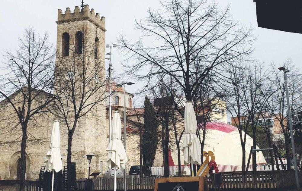 Iglesia de Sant Pere en Rubí