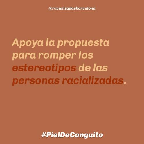 #PielDeConguito
