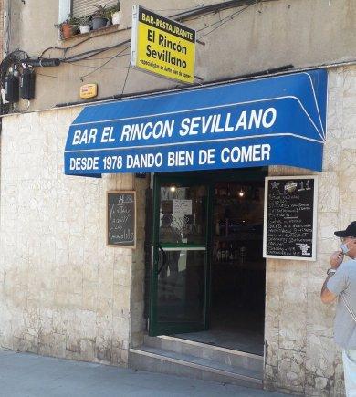 El Rincón Sevillano
