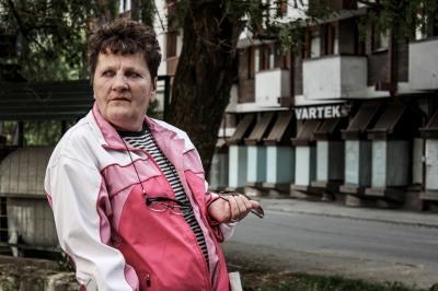 Mujer en Vareš