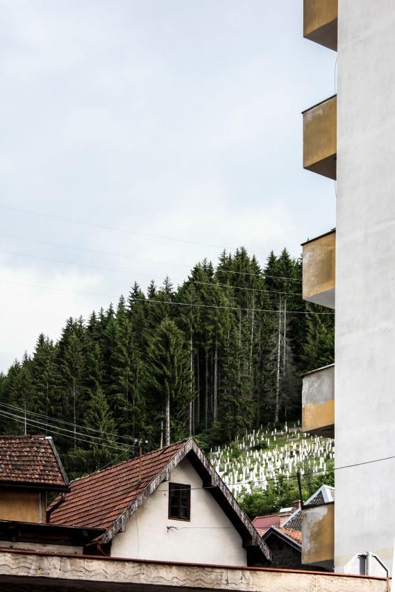 Edificios y tumbas en Vareš