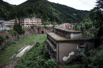 Minas abandonadas de Vareš